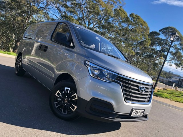Demo Hyundai iLOAD TQ4 MY19 , 2019 Hyundai iLOAD TQ4 MY19 Hyper Grey 5 Speed Automatic Van