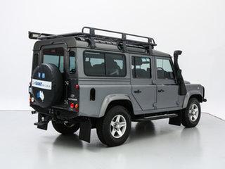 2015 Land Rover Defender MY16 110 (4x4) Grey 6 Speed Manual Wagon