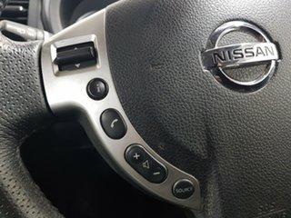 2012 Nissan X-Trail T31 Series IV TI Black 1 Speed Constant Variable Wagon
