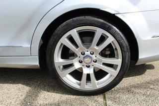 2011 Mercedes-Benz C250 W204 MY11 CDI Avantgarde BE Silver 7 Speed Automatic G-Tronic Sedan