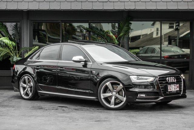 Used Audi A4 B8 8K MY13 S Tronic Quattro, 2013 Audi A4 B8 8K MY13 S Tronic Quattro Black 7 Speed Sports Automatic Dual Clutch Sedan