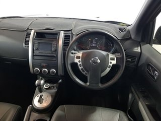 2012 Nissan X-Trail T31 Series IV TI Black 1 Speed Constant Variable Wagon.
