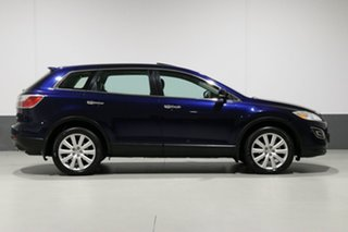 2010 Mazda CX-9 09 Upgrade Luxury Blue 6 Speed Auto Activematic Wagon