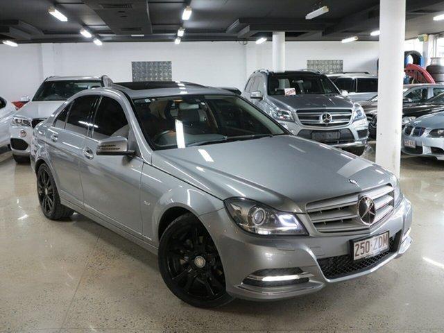 Used Mercedes-Benz C-Class W204 MY11 C250 BlueEFFICIENCY 7G-Tronic + Avantgarde, 2011 Mercedes-Benz C-Class W204 MY11 C250 BlueEFFICIENCY 7G-Tronic + Avantgarde Grey 7 Speed