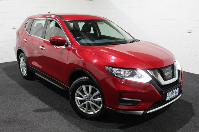 Used Nissan X-Trail T32 Series II ST X-tronic 4WD, 2017 Nissan X-Trail T32 Series II ST X-tronic 4WD Ruby Red 7 Speed Constant Variable Wagon