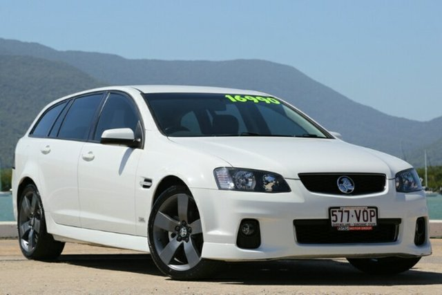 Used Holden Commodore VE II MY12.5 SV6 Sportwagon Z Series, 2012 Holden Commodore VE II MY12.5 SV6 Sportwagon Z Ser White 6 Speed Semi Auto Wagon