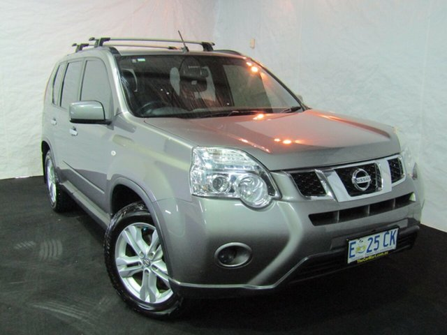 Used Nissan X-Trail T31 Series V ST 2WD, 2013 Nissan X-Trail T31 Series V ST 2WD Grey 1 Speed Constant Variable Wagon
