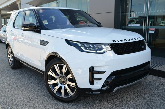 New Land Rover Discovery  HSE, 2019 Land Rover Discovery Series 5 HSE Fuji White 8 Speed Automatic SUV
