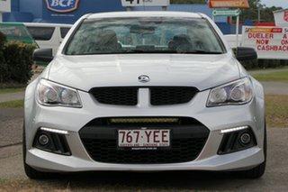 2013 Holden Special Vehicles ClubSport Gen-F MY14 R8 Silver 6 Speed Manual Sedan
