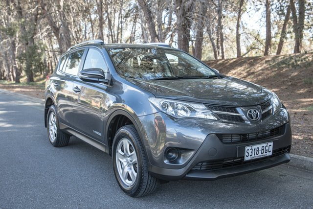 Used Toyota RAV4 ALA49R MY14 GX AWD, 2014 Toyota RAV4 ALA49R MY14 GX AWD Grey 6 Speed Sports Automatic Wagon