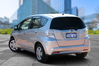 2014 Honda Jazz GE MY13 Hybrid Silver 1 Speed Constant Variable Hatchback Hybrid.