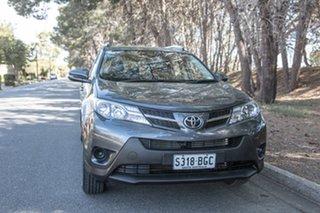2014 Toyota RAV4 ALA49R MY14 GX AWD Grey 6 Speed Sports Automatic Wagon.