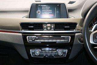 2017 BMW X1 F48 MY17 xDrive 20D Black 8 Speed Automatic Wagon