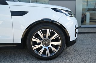 2019 Land Rover Discovery Series 5 HSE Fuji White 8 Speed Automatic SUV