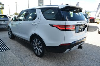 2019 Land Rover Discovery Series 5 HSE Fuji White 8 Speed Automatic SUV.