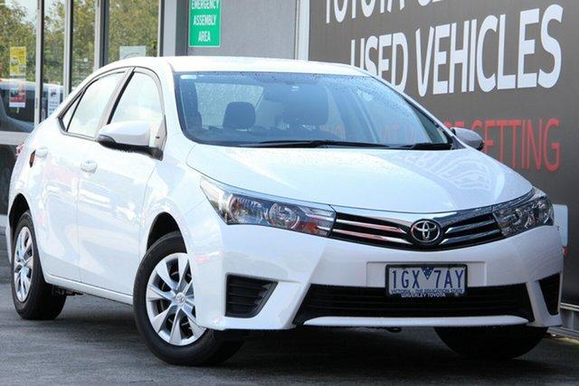 Used Toyota Corolla  , Corolla Sedan Ascent 1.8L Petrol CVT
