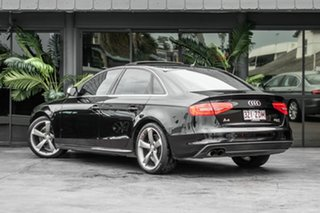 2013 Audi A4 B8 8K MY13 S Tronic Quattro Black 7 Speed Sports Automatic Dual Clutch Sedan.