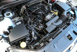2012 Holden Commodore VE II MY12.5 SV6 Sportwagon Z Ser White 6 Speed Semi Auto Wagon