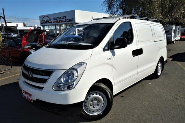 Used Hyundai iLOAD TQ2-V MY13 , 2013 Hyundai iLOAD TQ2-V MY13 White 5 Speed Automatic Van