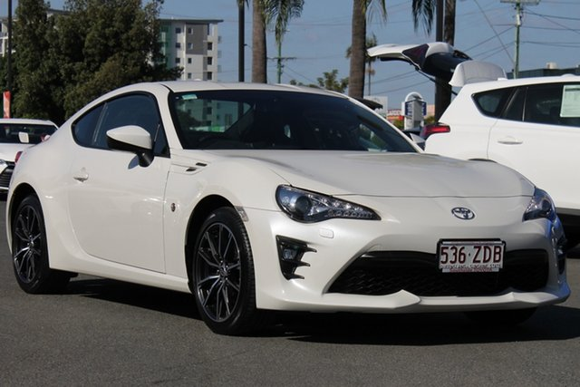 Used Toyota 86 ZN6 GTS, 2016 Toyota 86 ZN6 GTS Liquid White 6 Speed Manual Coupe