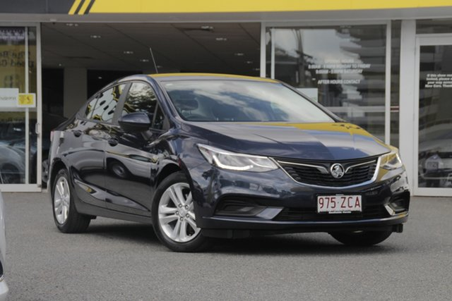 Used Holden Astra BL MY17 LS, 2017 Holden Astra BL MY17 LS Blue 6 Speed Sports Automatic Sedan