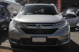2019 Honda CR-V RW MY19 VTi-LX 4WD Lunar Silver 1 Speed Constant Variable Wagon.