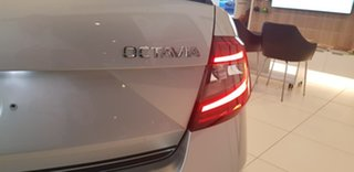 2019 Skoda Octavia NE MY19 Sport Sedan DSG 110TSI Silver 7 Speed Sports Automatic Dual Clutch.
