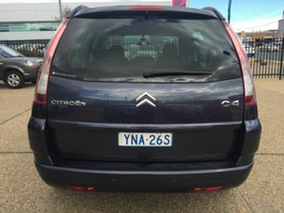 2008 Citroen C4 Picasso Purple 4 Speed Automatic Wagon