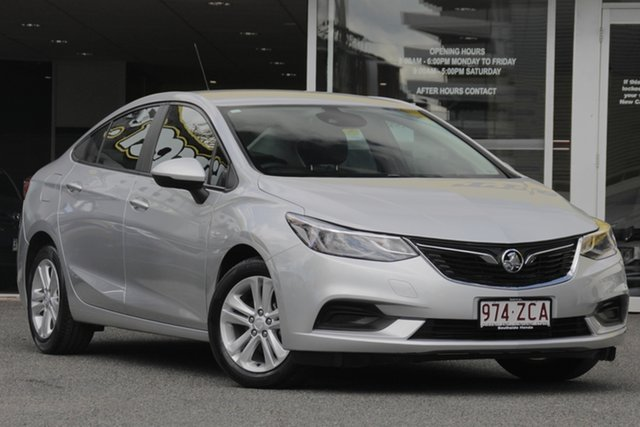 Used Holden Astra BL MY17 LS, 2017 Holden Astra BL MY17 LS Silver 6 Speed Sports Automatic Sedan