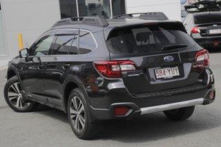 2018 Subaru Outback B6A MY18 2.5i CVT AWD Premium Dark Grey 7 Speed Constant Variable Wagon.