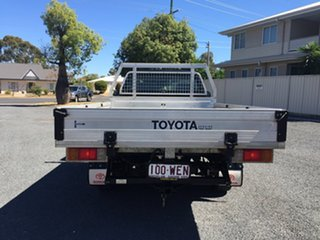 2011 Toyota Hilux TGN16R MY12 Workmate Ink 5 Speed Manual Cab Chassis