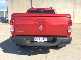2013 Holden Colorado RG MY13 LT Crew Cab Sizzle 5 Speed Manual Utility