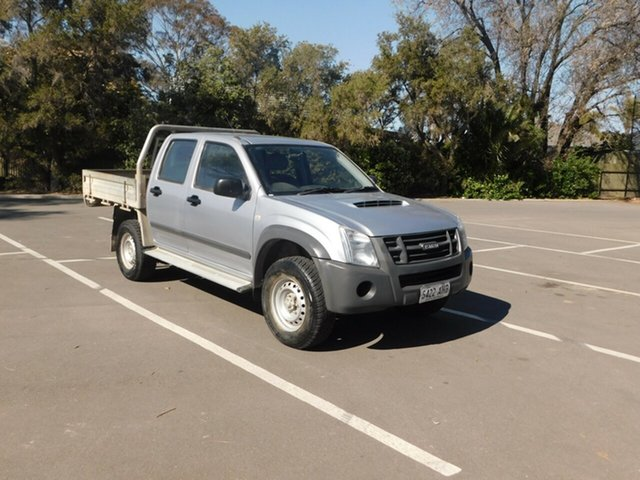 Used Isuzu D-MAX MY09 LS-U, 2009 Isuzu D-MAX MY09 LS-U White 5 Speed Manual Utility