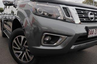 2019 Nissan Navara D23 S4 MY19 ST-X White Diamond 7 Speed Sports Automatic Utility.