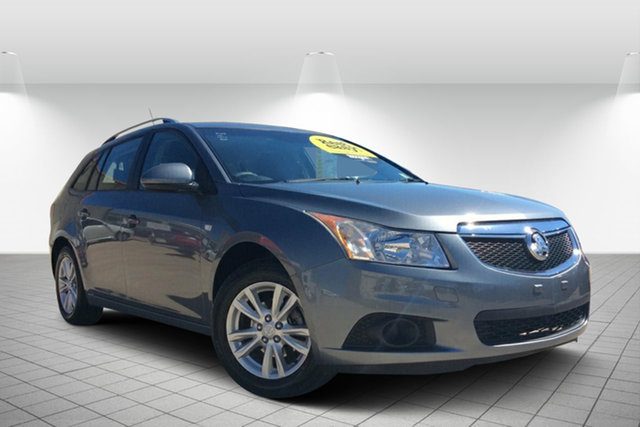 Used Holden Cruze JH Series II MY14 CD Sportwagon, 2014 Holden Cruze JH Series II MY14 CD Sportwagon Grey 6 Speed Sports Automatic Wagon
