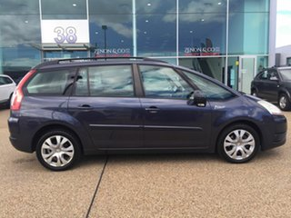 2008 Citroen C4 Picasso Purple 4 Speed Automatic Wagon.