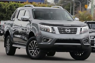 2020 Nissan Navara D23 S4 MY20 ST-X Slate Gray 7 Speed Sports Automatic Utility.