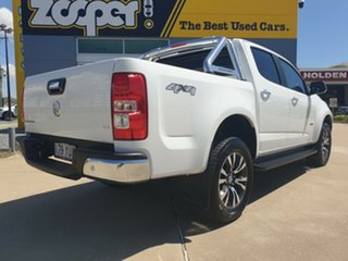 2019 Holden Colorado RG MY19 LTZ Pickup Crew Cab Summit White 6 Speed Sports Automatic Utility.