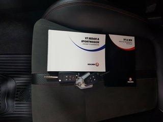 2016 Holden Commodore VF II MY16 SV6 Black Dark Grey 6 Speed Sports Automatic Sedan