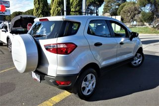 2015 Ford Ecosport BK Ambiente PwrShift Silver 6 Speed Sports Automatic Dual Clutch Wagon.
