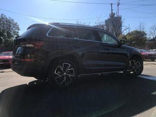 2019 Skoda Kodiaq NS MY19 132TSI DSG Brown 7 Speed Sports Automatic Dual Clutch Wagon