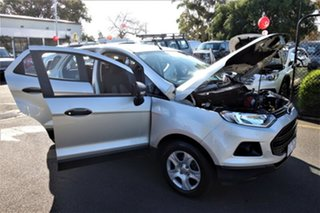 2015 Ford Ecosport BK Ambiente PwrShift Silver 6 Speed Sports Automatic Dual Clutch Wagon