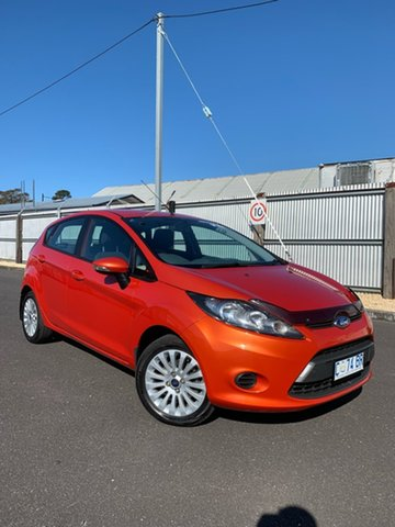 Used Ford Fiesta WT CL, 2013 Ford Fiesta WT CL 5 Speed Manual Hatchback