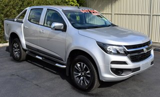 2019 Holden Colorado RG MY19 LS Pickup Crew Cab Nitrate 6 Speed Sports Automatic Utility.