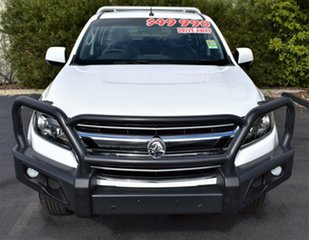 2019 Holden Colorado RG MY19 LS Crew Cab Summit White 6 Speed Sports Automatic Cab Chassis.