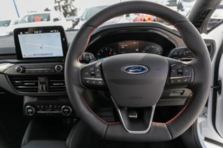 2019 Ford Focus SA 2019.25MY ST-Line White 8 Speed Automatic Wagon
