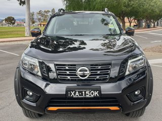 2019 Nissan Navara D23 S4 MY19 N-TREK Cosmic Black 7 Speed Sports Automatic Utility