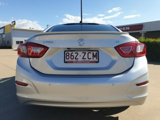 2017 Holden Astra BL MY17 LTZ Silver 6 Speed Sports Automatic Sedan
