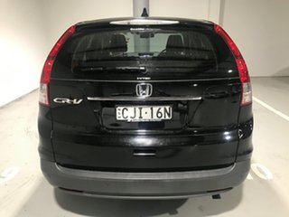 2012 Honda CR-V RM VTi Black 5 Speed Automatic Wagon