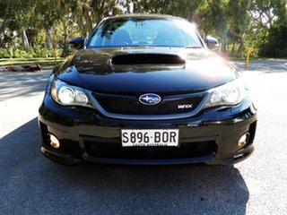 2013 Subaru Impreza G3 MY13 WRX AWD Black 5 Speed Manual Sedan.
